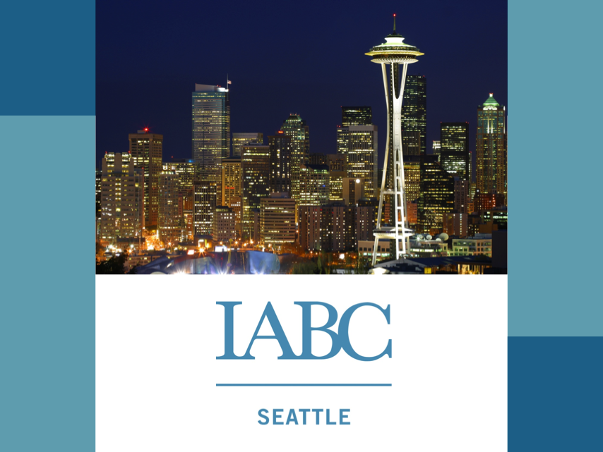 IABCSeattle Communications Management in the 2010s